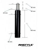 Amstyle Gasdruckfeder 200mm / 50mm