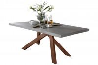 Tisch 180x100 cm, Cement
