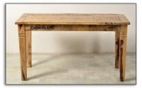 RUSTIC Tisch 140 x 70 cm