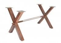 TOPS & TABLES Tischgestell antikbraun