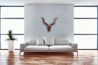 Wohnling Deko Geweih Deer S - 55 cm