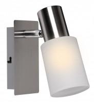 Wohnling LED Deckenleuchte 1 flammig EEK A+