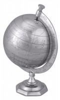 Wohnling Deko Weltkugel Globe 22cm