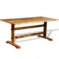Esstisch Vintage Recyceltes Holz