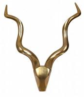 Wohnling Deko Geweih Deer L - 125 cm
