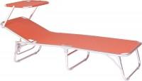 STERN® - Dreibeinliege mit Dach Aluminium