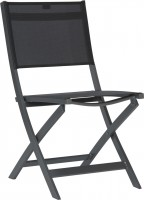 STERN® - Balkonklappstuhl Joe Aluminium graphit (2er-Set)