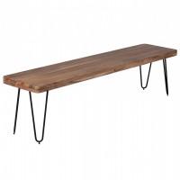 Wohnling Akazie Sitzbank BAGLI 180 x 40 cm